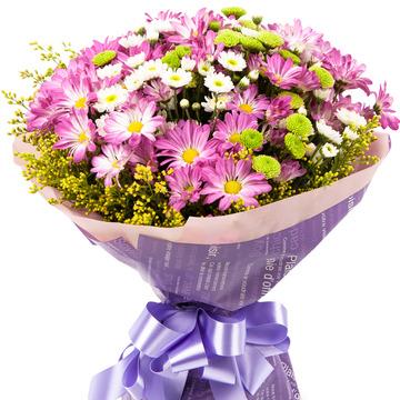 꽃다발 b40