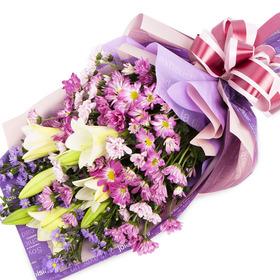 꽃다발 b36