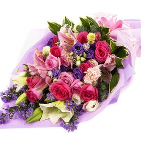 꽃다발b101