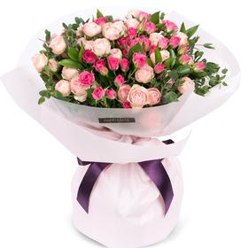 꽃다발 b362