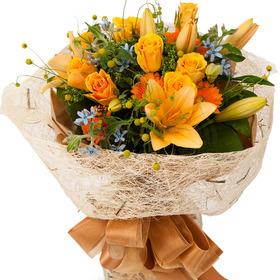 꽃다발 b13