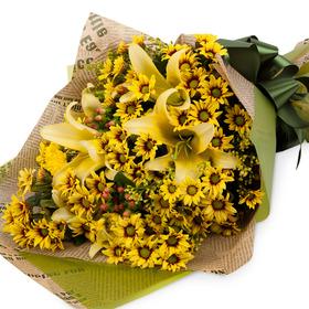 꽃다발 b48