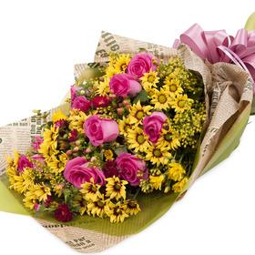 꽃다발 b47