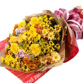 꽃다발 b46
