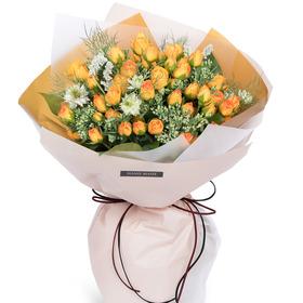 꽃다발 b395