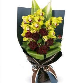 꽃다발b107