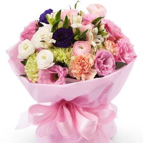 꽃다발b108