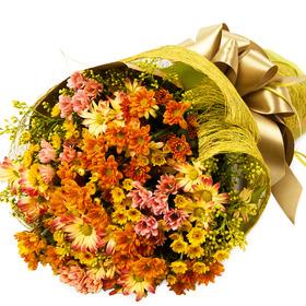꽃다발 b34