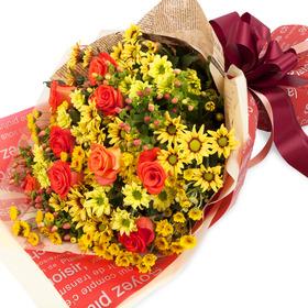 꽃다발 b44