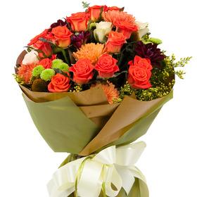 꽃다발 b14