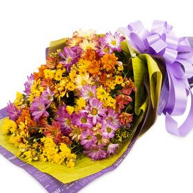 꽃다발 b43