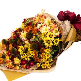 꽃다발 b42