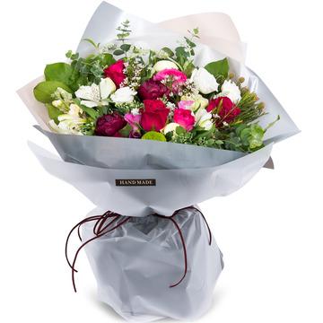 꽃다발 b303