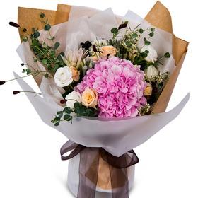 꽃다발 b610