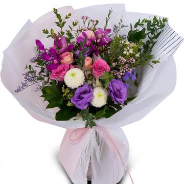 꽃다발 b655