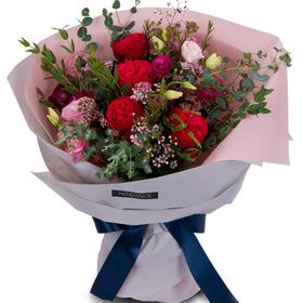꽃다발 b615