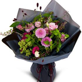 꽃다발 b612