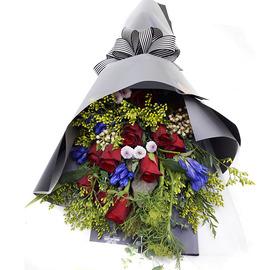 꽃다발 b004
