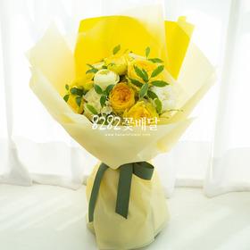 꽃다발 b605
