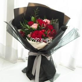 꽃다발 b607