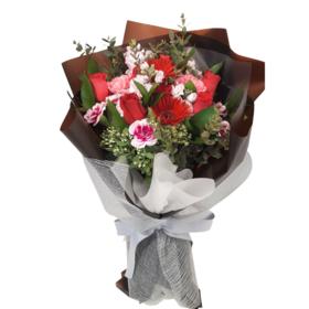 꽃다발 b39