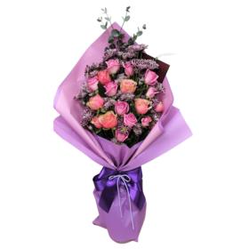 꽃다발 b600